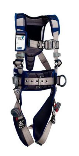 3M DBI-SALA  ExoFit STRATA Construction Style Positioning/Climbing Harness 1112558 X-Large