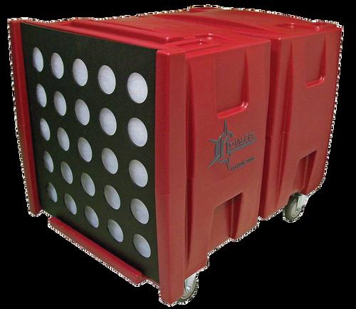 Novair 2000 Portable Air Scrubber w/Audible & Visual Alarms (1000cfm/2000cfm) - F2102