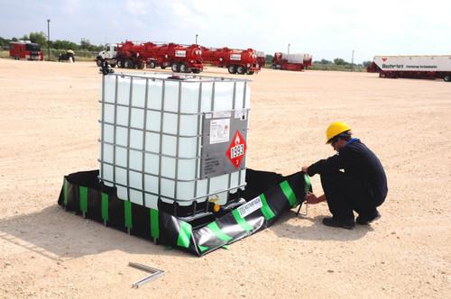 UltraTech Containment Berm - Economy Model:  12' x 60' x 1' - 8253