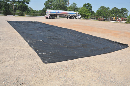 UltraTech Ground Tarp Plus - 12' X 22' - 130 mil - 8492