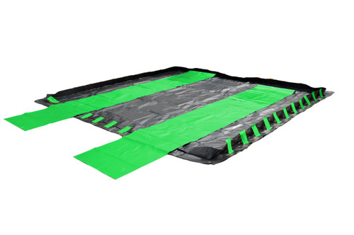 """UltraTech Containment Berm Track Belts:  Set of (2) - 30""""  x 72' - 8345"""