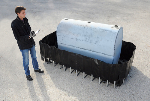 UltraTech Containment Sump - Flexible Model  - 275 Gallon - 2850
