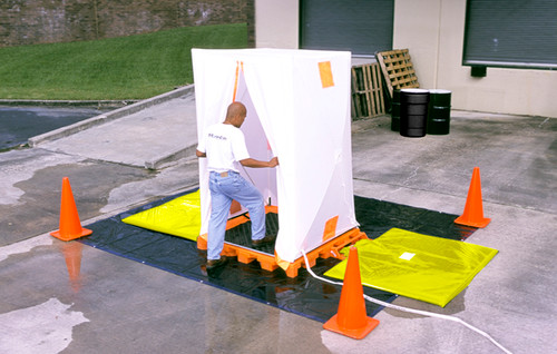 UltraTech Decon Deck P4 for Hospital Models - 6300