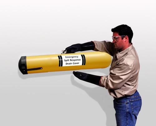 "UltraTech Drain Seal Wall Mount:  Fits 18"" x 18"" - 24"" x 24"" - 18"" x 58"" - 12"" dia. and 20"" dia. Drain Seals - 2140"