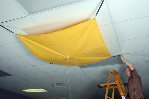 UltraTech Roof Drip Diverter 5' x 5' - 1785