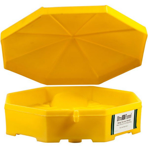 UltraTech Universal Funnel Snap -On Cover - 0476