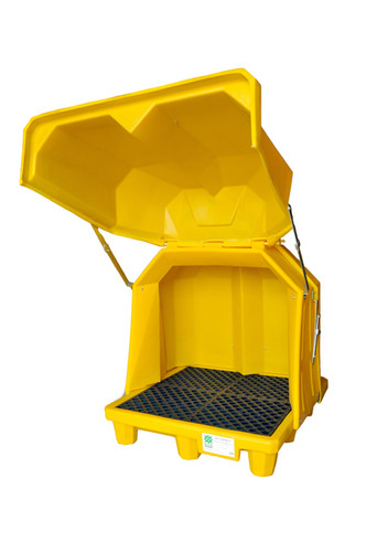UltraTech Hard Top P4 - With Drain - 1081