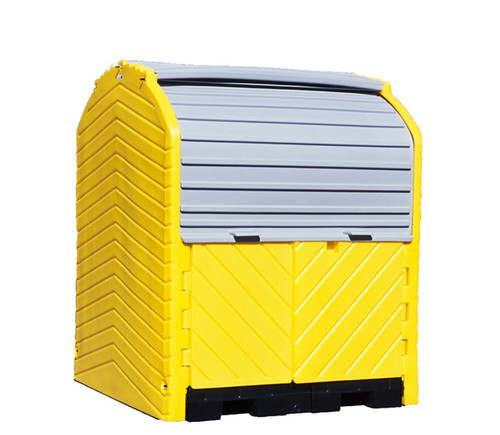 UltraTech Hard Top P4 Plus - With Drain - 9637