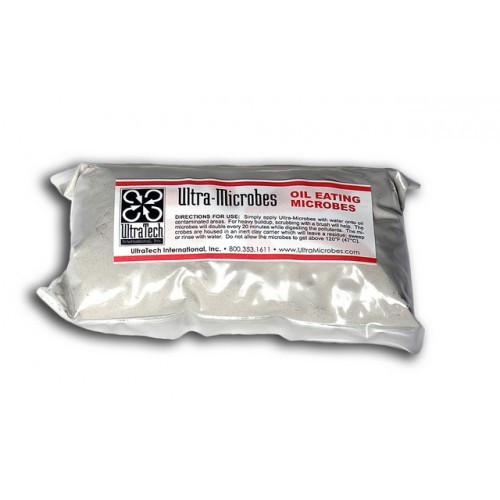 UltraTech Microbe Packet - 4 ounce in a water -soluble packet - 6 per box. - 5232