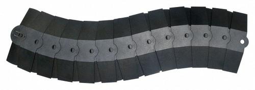 UltraTech Ultra -Sidewinder Extension - Medium - Black - 1833