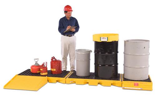 UltraTech Spill Deck - InLine  - 5 -Drum Model - 2333