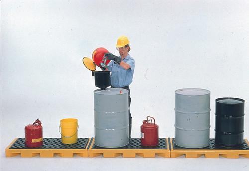 UltraTech Spill Deck - InLine  - 6 -Drum Model - 2334