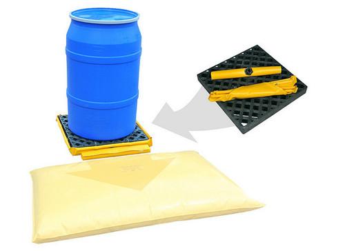 UltraTech Spill Deck P4 - Flexible Model - with Bladder System - 1362