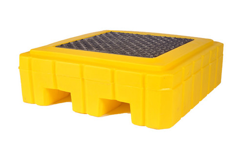 UltraTech Spill Pallet P1 Plus - With Drain - 9607