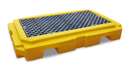 UltraTech Spill Pallet P3 Plus - With Drain - 9627