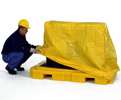 UltraTech Spill Pallet P2 Plus Pullover Cover - 9614