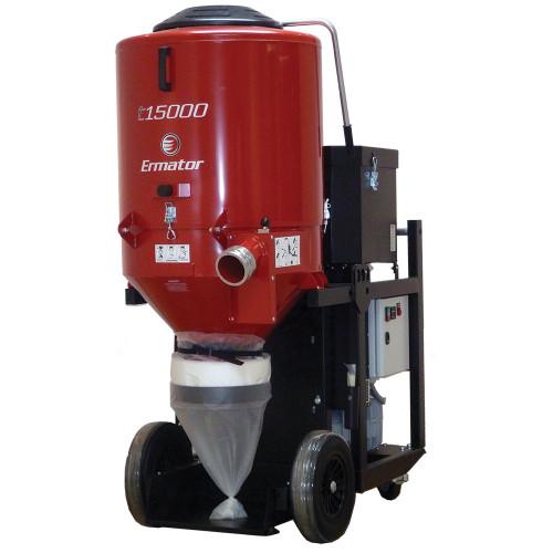 Ermator T15000 3-Phase HEPA Dust Extractor - 201300403