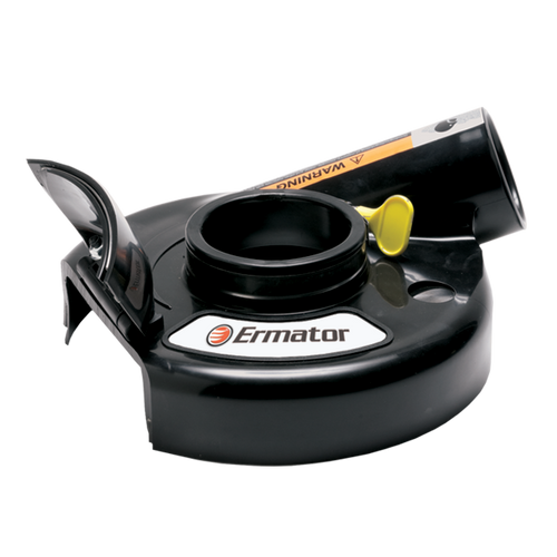 "Ermator 7"" Full Dust Shroud for Hand Grinders- 201200010"