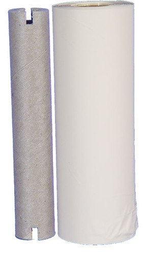 "Ink Ribbon -  4 1/3"" X 230' -  Ultra White"