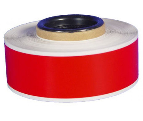 "Hd Vinyl Tape -  1.13"" X 82' -  Red"