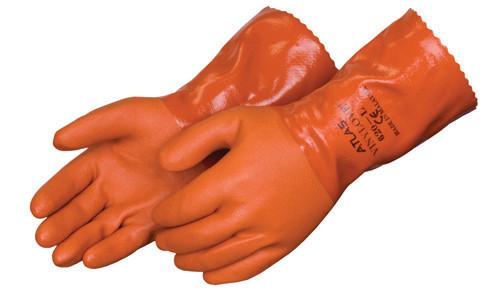 """Atlas Orange PVC 12"""""""