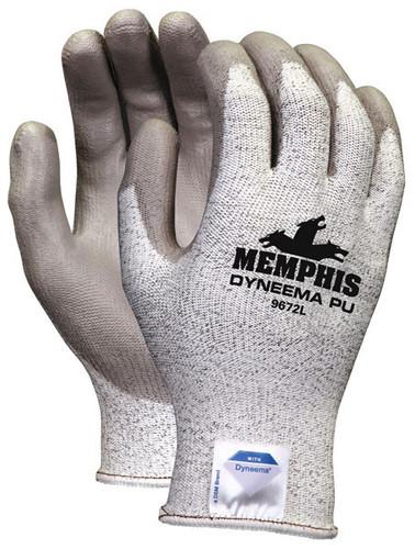 Memphis Dyneema PU Coated 9672 -  Cut Level 2