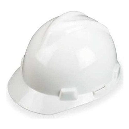 MSA V-Gard White Staz-On - 463942