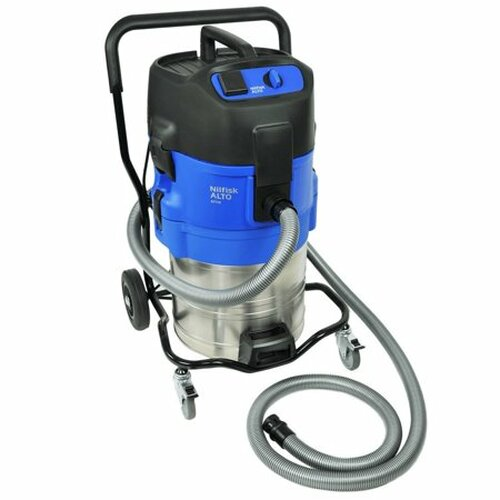 Nilfisk Attix 19AE Flood Sucker 19 Gallon Wet/Dry Vac - 302001541