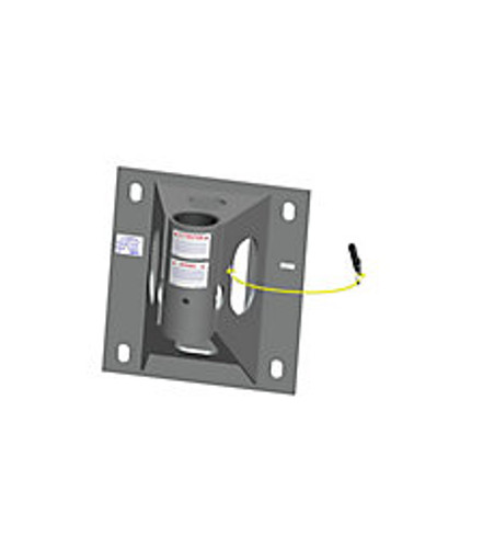 """MSA Xtirpa In-2124 3"""" Mural Adapter 8"""" Offset 304 SST"""