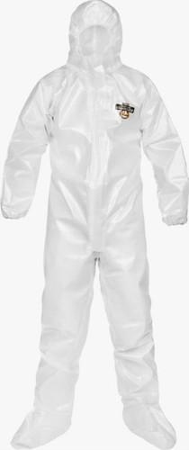 Lakeland ChemMax 2 Coverall - Respirator fit hood - C2T151