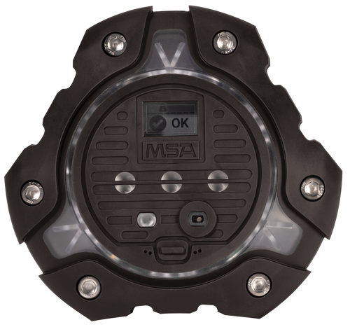 MSA ALTAIR io360 Area Gas Detector Single Detector - Black [LEL, O2, Co, H2S] - 10207181