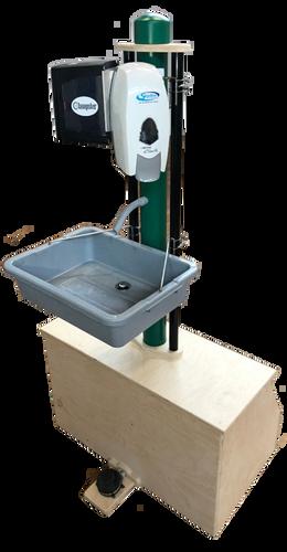 Paul Bunyan Portable Hand Washing Station