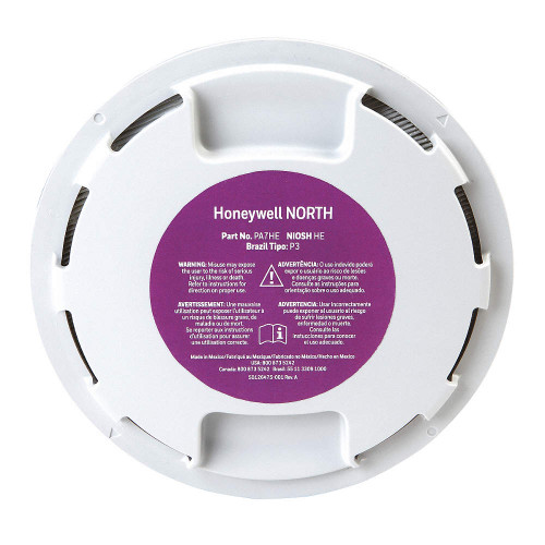 Honeywell PA7HE P100 HEPA Filter for PA700 PAPR Systems (Box of 5)