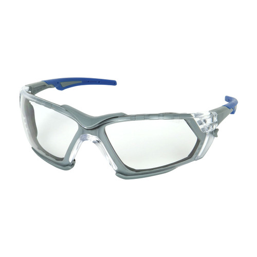 PIP Fortify Rimless Safety Glasses  Clear Anti-Fog Lens & Foam Gasket - 250-54-0020