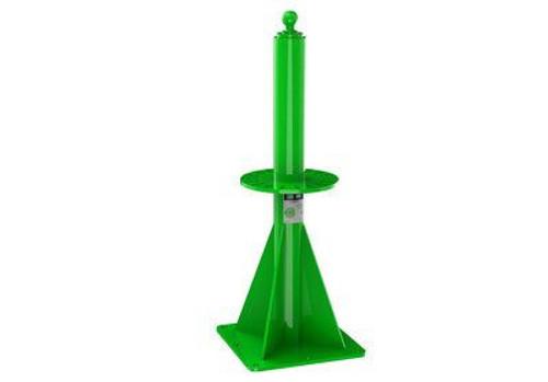 3M DBI-SALA FlexiGuard M100 Modular Jib Floor Mounted Mast Base 8530871 - 1 User