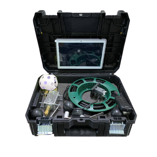 Deluxe Residential HVAC/Duct Inspection Camera - 1-SI02