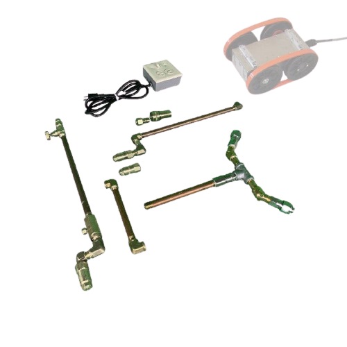 Super Trac HVAC/Duct Spraying Package - 2-ST02