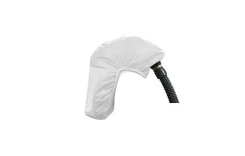 MSA Optimair TL Low Profile PAPR Hood - White - 4/Pack - 10215118