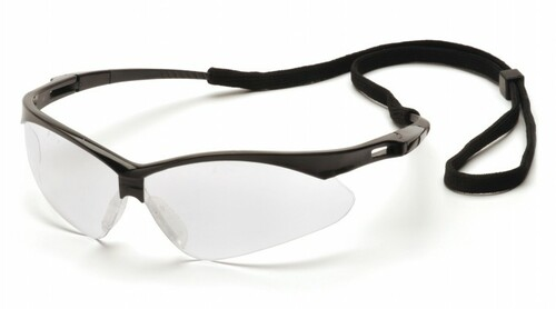 Pyramex PMXTREME Clear Anti-Fog Nemesis Style Eyewear - SB6310STP