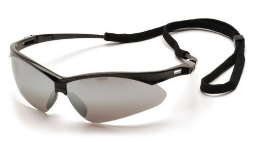 Pyramex PMXTREME Silver Mirror Anti-Fog Nemesis Style Eyewear - SB6370SP