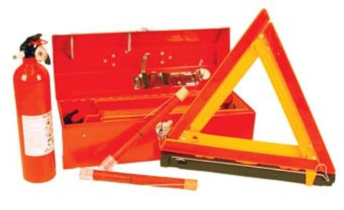 EMERGENCY SAFETY KIT, UPS HAZARDOUS MATERIAL