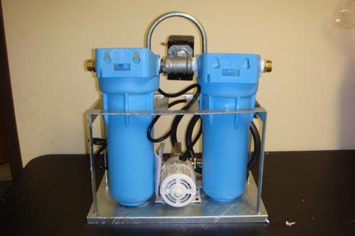 K-Kitz Decon Shower Pump-5 Micron Filtration