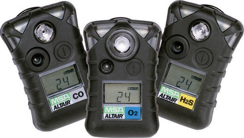 MSA ALTAIR Maintenance Free Single-Gas Detector