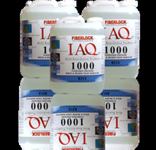 Fiberlock IAQ 1000 Hydrogen Peroxide Cleaner - 5 gal
