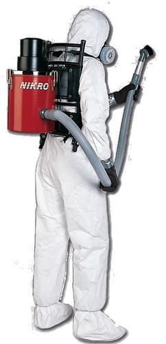 Nikro 2.5g Back-Pak HEPA Vacuum (Dry) BP00288