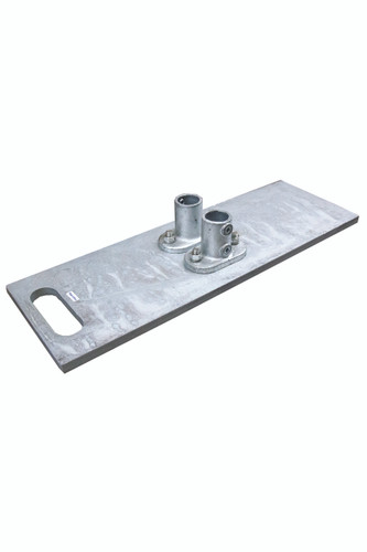 Guardian Base Plate for Guardrail System