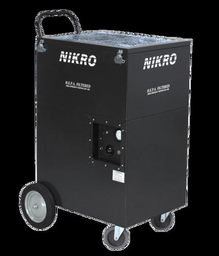 Nikro UA2005 Upright Air Scrubber (1000cfm/2000cfm)