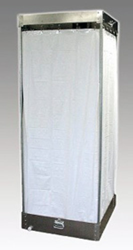 EASY UP™ S4000EU Collapsible Decontamination Shower