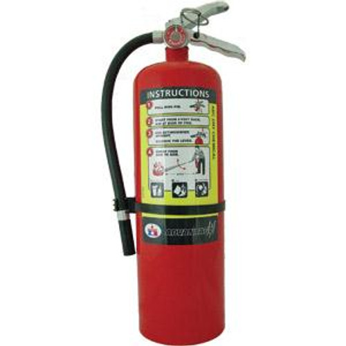Badger™ Advantage™ 10 lb ABC Fire Extinguisher w/ Wall Hook