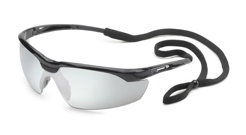 Gateway Conqueror® Black Frame/Silver Mirror Lens (28GB8M) Box of 10